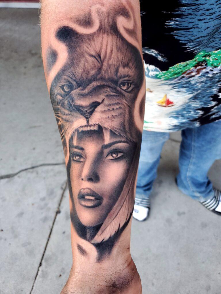 tattoo boise
