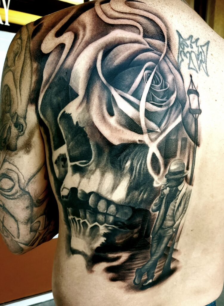 tattoo artist paul mcnabb tattoo