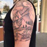 Best Boise tattoo Dunaway