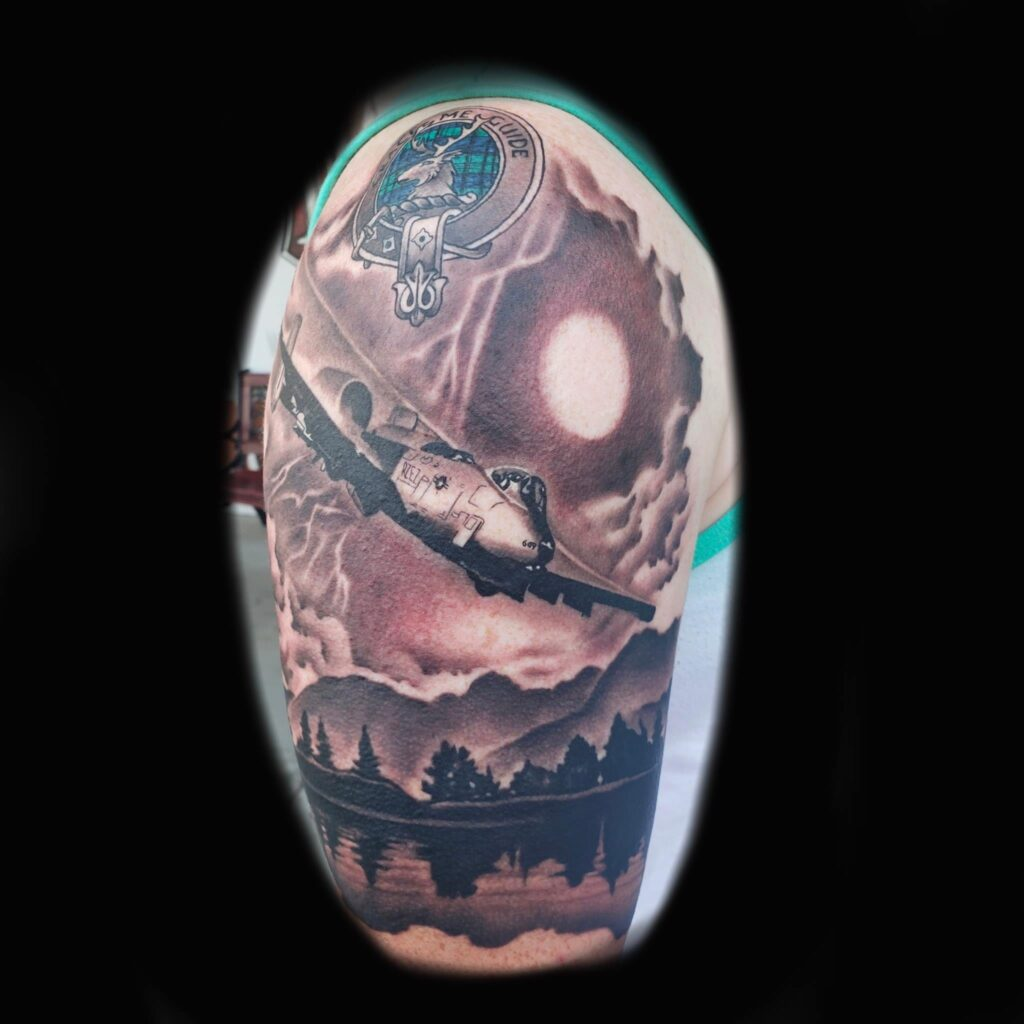 Best tattoo artists Shaun