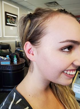 Body piercing in Boise