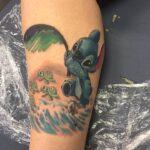 Boise tattoo Dunaway