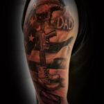 Boise tattoo McNabb