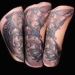 Custom tattoo Boise Shaun