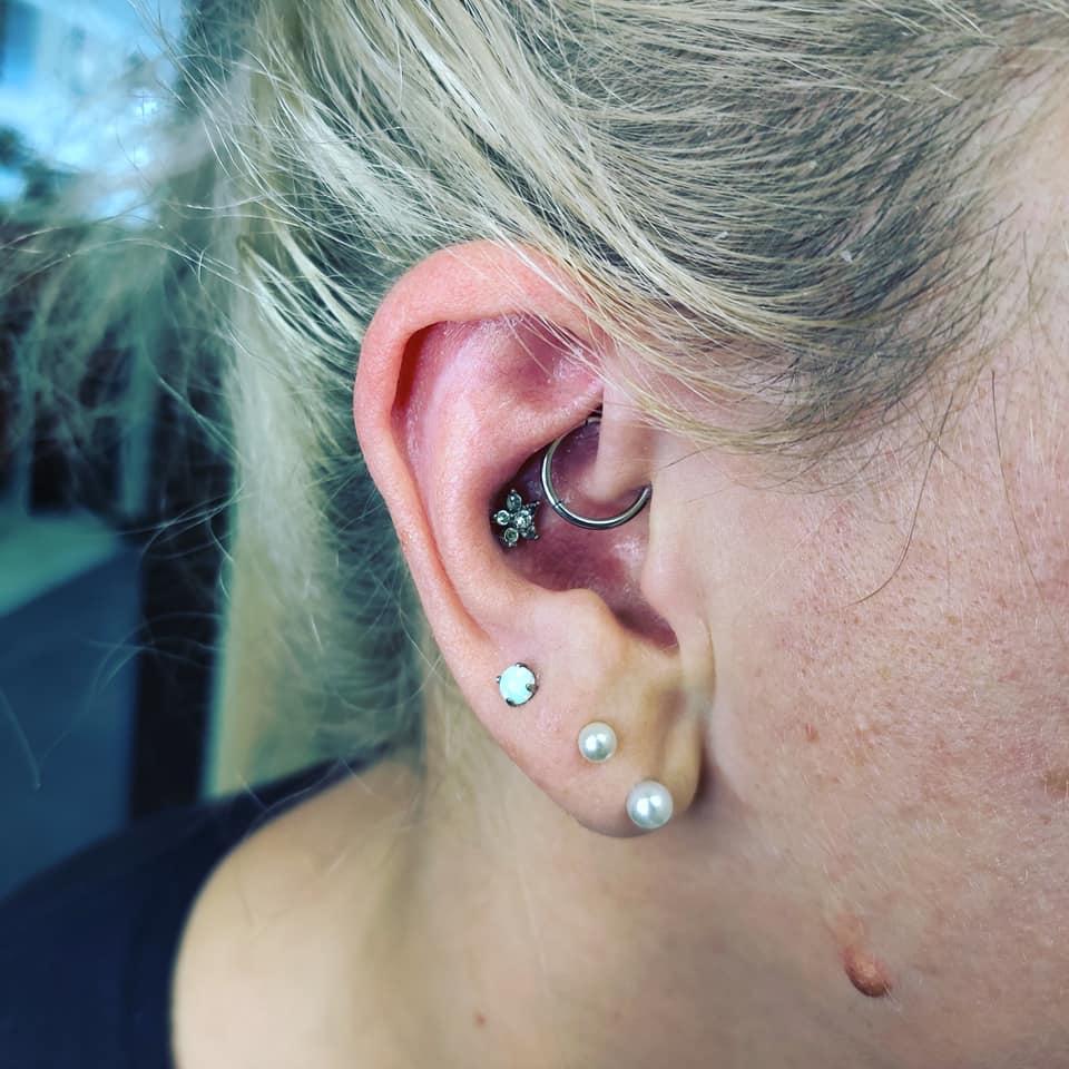 Ear piercing near me Destiny