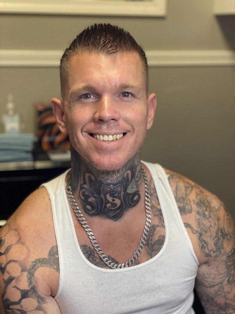 Shaun McNabb McNabb Tattoo