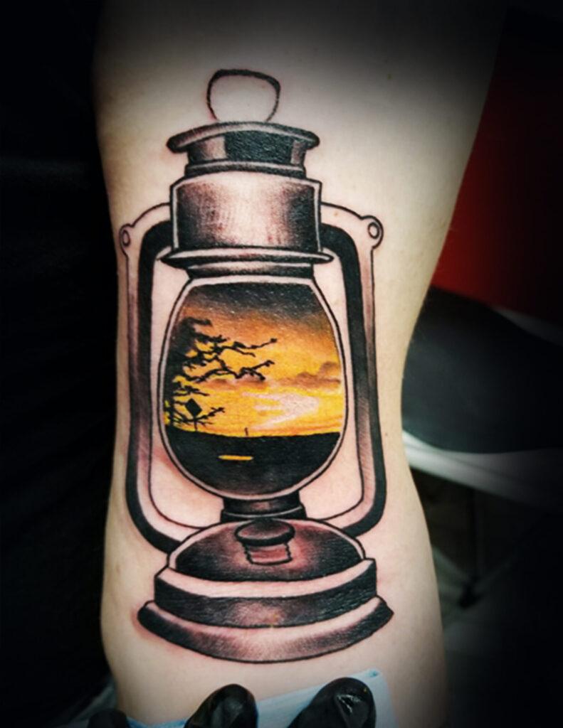 Tattoo Boise McNabb