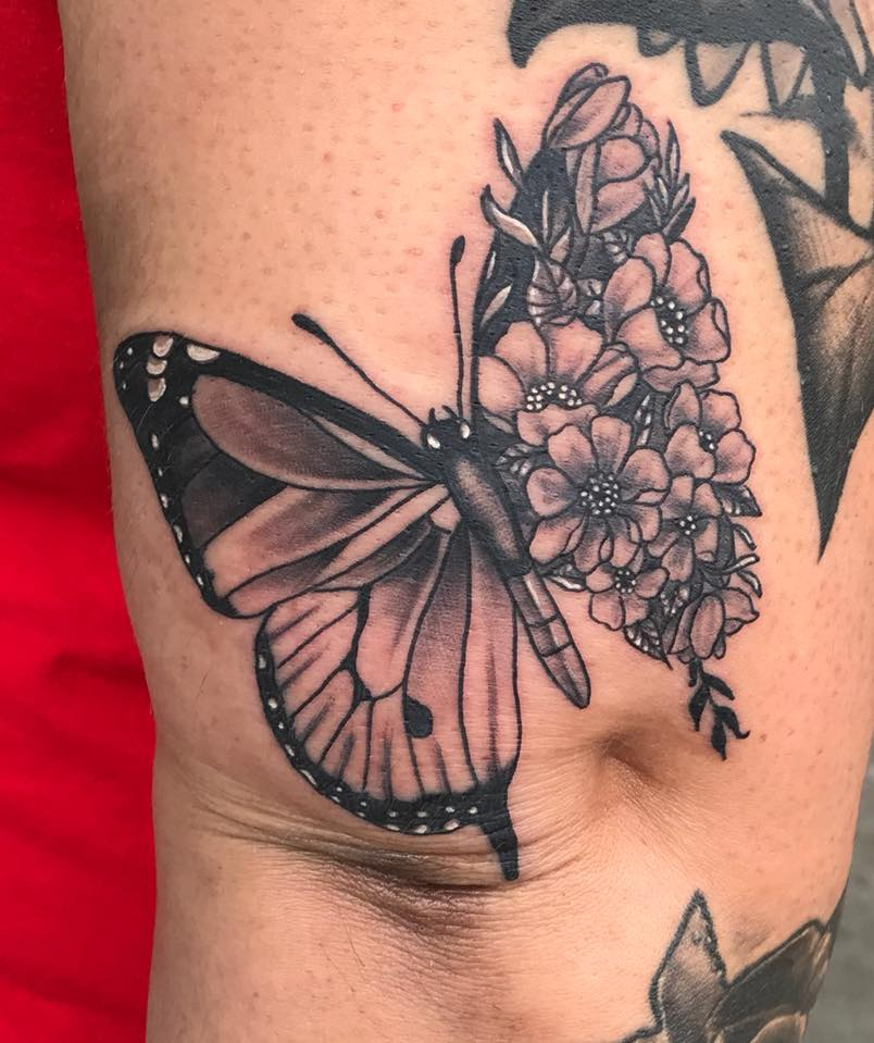 Tattoo near me Dunaway