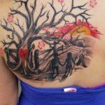Tattoo near me McNabb