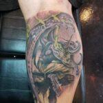Tattoo near me Shaun