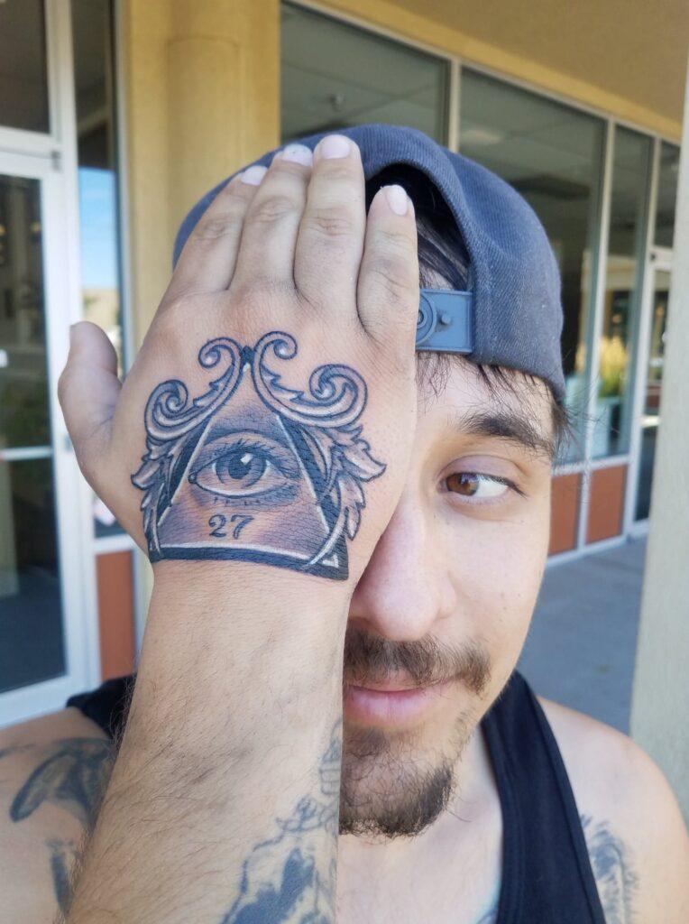Tattoo parlor Boise Aden