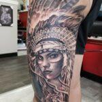 Tattoo shop Boise Gomez