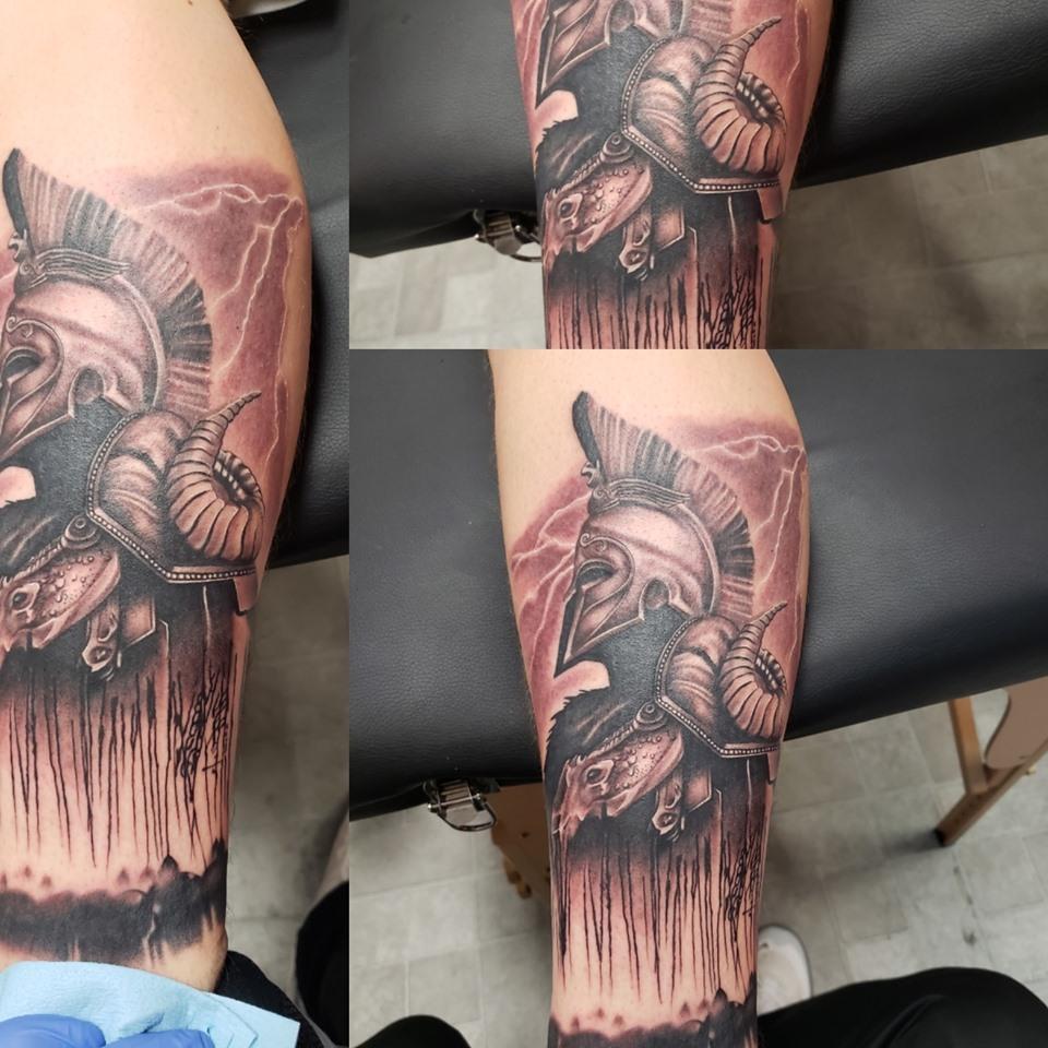 Tattoo shop near me Shaun