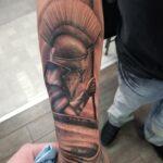 Tattoo studio near me McNabb