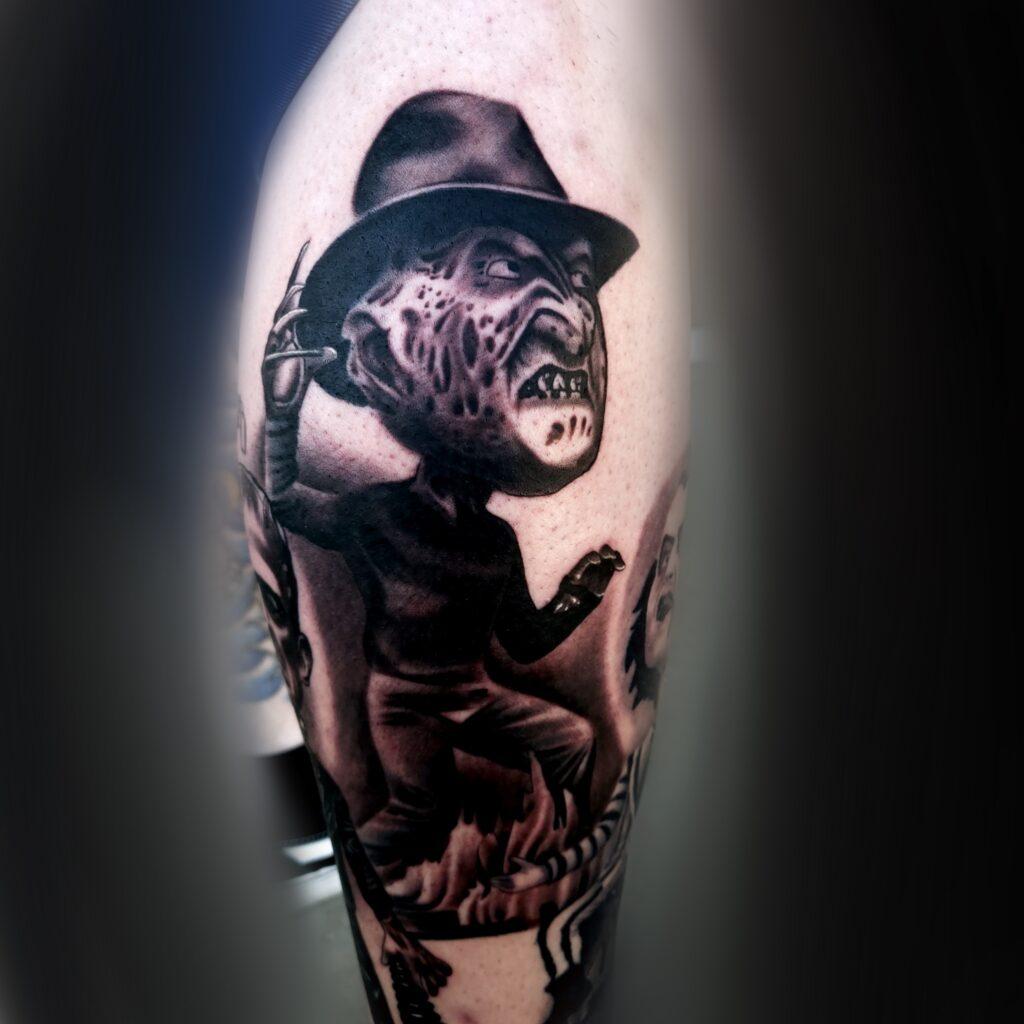 tattoo shop near me, Shaun McNabb tattoo