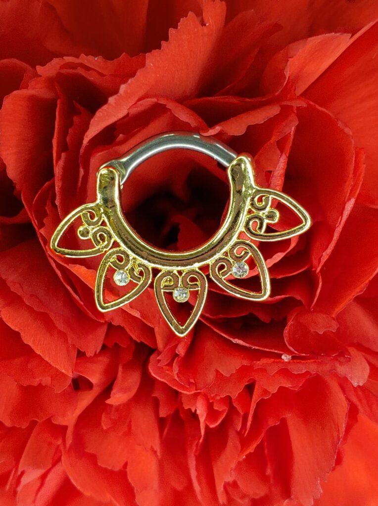 beautiful body jewelry