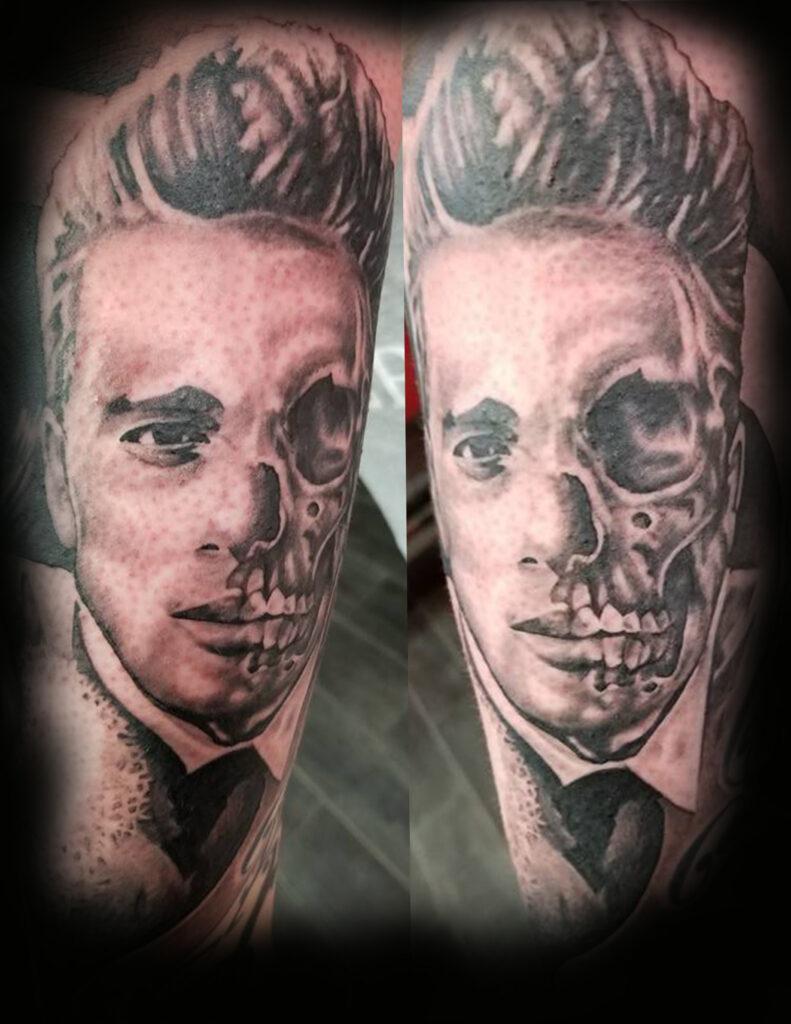 horror tattoo Boise