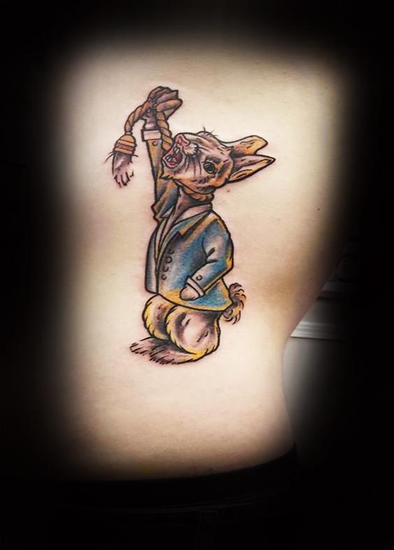 surreal tattoo Boise